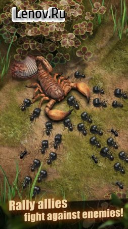 The Ants: Underground Kingdom v 1.0.7 Мод (полная версия)