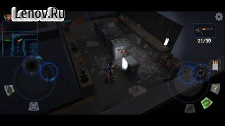 Zombie Game: Disease Of Hazard v 1.1.4 Mod (God Mode)