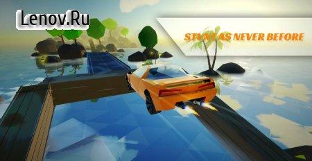 The Infernus Paradise - Amazing Stunt Racing Game v 1.0.6 (Mod Money)