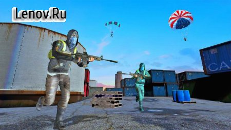 Modern Commando Strike : Free Shooting Games v 2.4 Mod (The characters are invincible/the enemy does not attack)
