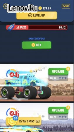 Idle Car Clicker Game v 0.1.28 (Mod Money/No ads)