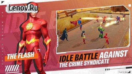DC Worlds Collide v 0.40.903.422 Mod (MENU MOD/DMG MULTIPLE/GOD MODE)