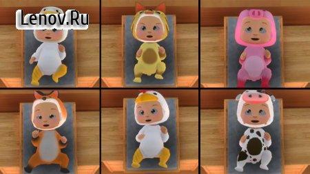 Alima's Baby Nursery v 1.245 Mod (A lot of diamonds)