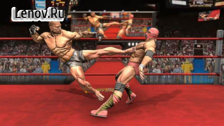 Punch Boxing Fighter 2021:New Fighting Games 2021 v 1.0 (Mod Money)