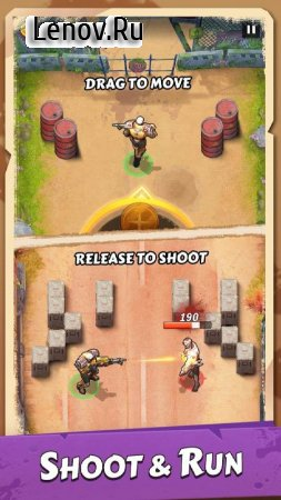 Zombie Survival: Eternal War v 1.57.0707 (Mod menu/fast attack speed/enemy can't attack)