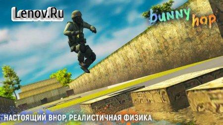 BunnyHop: Bhop & Surf v 1.5 Mod (Unlocked)