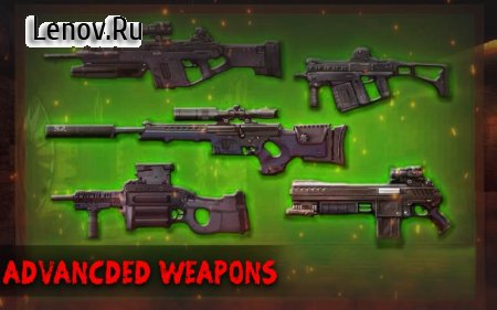 Survival Zombie Shooter - New Shooting Games 2021 v 5 (Mod Money)