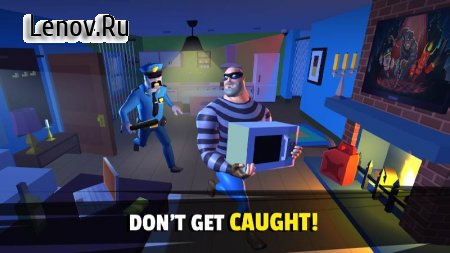Robbery Madness 2: Stealth Master Thief Simulator v 2.0.8 (Mod Money)