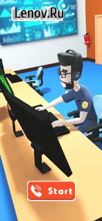 911 Emergency Dispatcher v 1.073 (Mod Money)