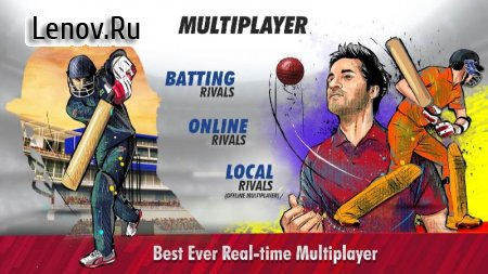 World Cricket Championship 3 - WCC3 v 1.3.5 (Mod menu/Unlimited coin)