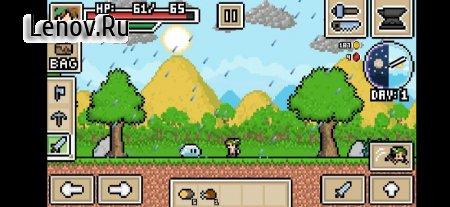 Ultra Pixel Survive: RPG Survival v 1.0.2.2 Mod (A lot of diamonds)