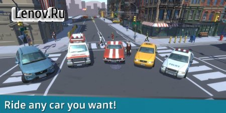 Sandbox City - Cars, Zombies, Ragdolls! v 1.4 Mod (Do not watch ads to get rewards)