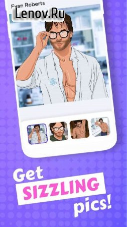 Love Talk: Dating Game with Love Story Chapters v 0.8 Mod (Unlimited Diamonds)