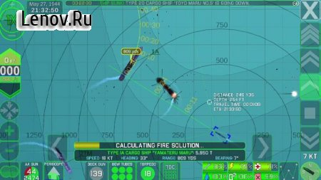 Crash Dive 2: The Silent Service v 1.2.11 (Mod Money)