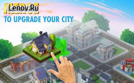 Merge City - Building Simulation Game v 1.0.2366 Mod (Cheap shopping)