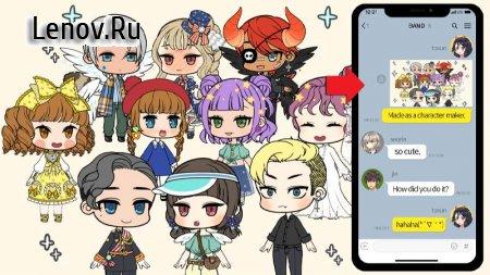 Создателя персонажей:Создать своего мини персонажа v 2.7.0 Mod (Free Shopping)