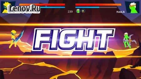Stick Fight: Stickman War v 1 (Mod Money)