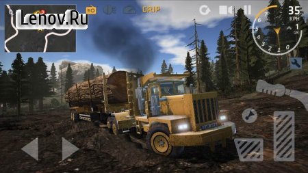 Ultimate Truck Simulator v 1.0.5 (Mod Money)