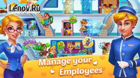 Hotel Decor: Hotel Manager, Home Design Games v 0.2.0 (Mod Money)
