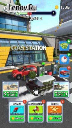 Idle Gas Station v 0.6 Mod (No ads)
