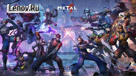 Metal Revolution v 1.0.0 Mod (MENU MOD/DMG/DEFENSE MULTIPLE)
