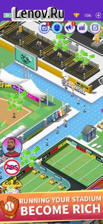 Idle GYM Sports - Fitness Workout Simulator Game v 1.66 (Mod Money)