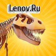 Мир динозавров: Мой музей v 0.72 (Mod Money)