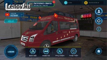 Minibus Simulator Vietnam v 1.2.9 Мод (полная версия)