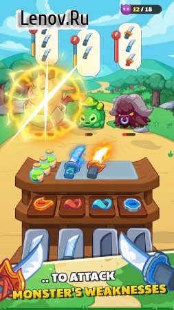 Forge Hero: Epic Cooking Adventure Game v 0.0.1 (Mod Money)