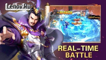 Three Kingdoms:Heroes of Legend v 1.4.0 Mod (MENU MOD/DMG/DEFENSE MULTIPLE)
