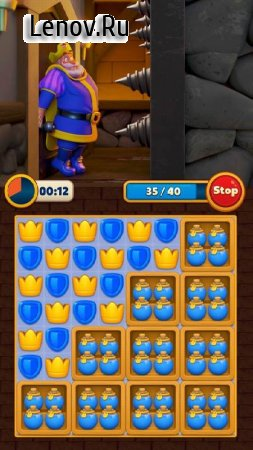 Royal Match v 4943 Mod (Many boosters)