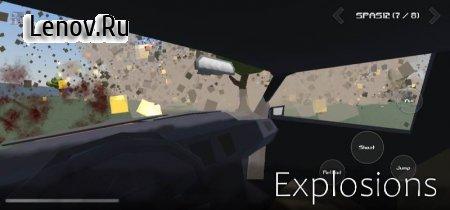 GoreBox v 9.3.4 Мод (режим бога)