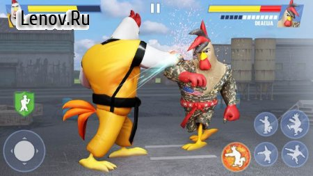 Kung Fu Animal Fighting Games: Wild Karate Fighter v 1.1.9 Mod (Unlimited money)