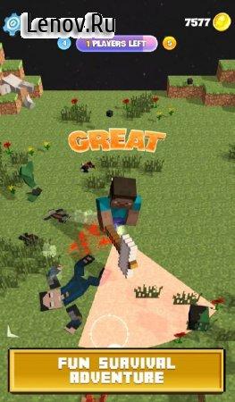 Craftsman Smasher.io - Mastercraft Survival v 1.0.3 Mod (Unlimited money)