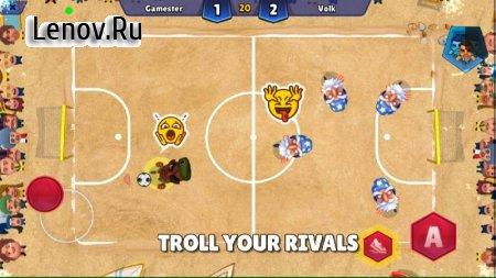 Football X – Online Multiplayer Football Game v 1.8.0 Mod (No ads)