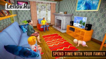 Virtual Rich Granny Simulator - Happy Lifestyle v 1.1 Mod (Unlock the relevant card)