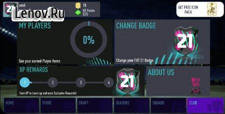 NT 21 Draft Simulator + Pack Opener v 169 (Mod Money)