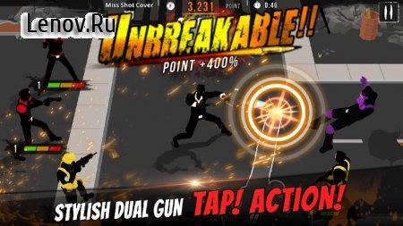 GunStrider: Tap Strike v 1.20.501 Mod (You can get rewards without watching ads)