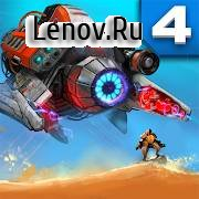 Defense Legend 4: Sci-Fi Tower defense v 1.0.37 (Mod Money)