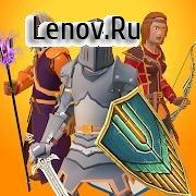 Combat Magic: Spells and Swords v 0.109.64b (Mod Money/Experience)