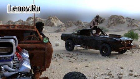 Desert Stalker (18+) v 0.06 Мод (полная версия)