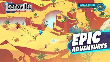 Botworld Adventure v 1.0.0 Mod (Free Shopping)