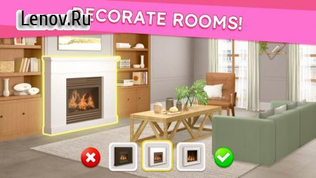 Sweet Home : Design & Blast v 21.0714.00 Mod (Free Shopping)