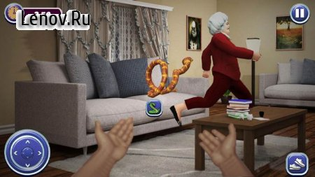 Scary Haunted Teacher 3D - Spooky & Creepy Games v 1.0.0 Mod (A lot of gold coins)