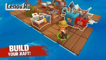 Grand Survival - Ocean Adventure v 1.0.13 Mod (Do not watch ads to get rewards)