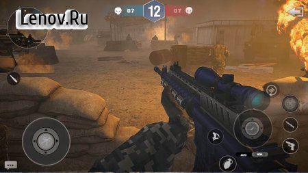 Special counterattack - Team FPS Arena shooting v 1.0.4 (Mod Money)
