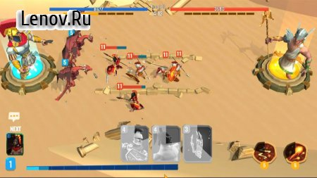 Trojan War 2 v 1.0.9 (Mod Money)