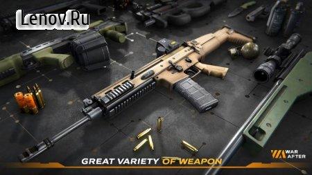 War After: Shooter v 0.97 Mod (Unlocked/Ammo)