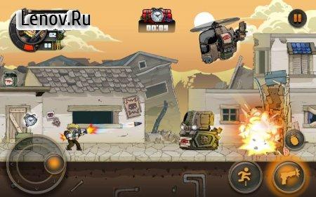 Metal Soldiers 3 v 2.91 (Mod Money)