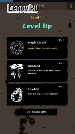 Magic Survival v 0.796 (Mod Money)